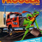 Wherever you go, whatever you do, frogger will find you in Vegas.