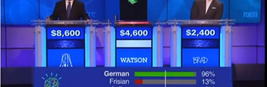 Watson Gets Some