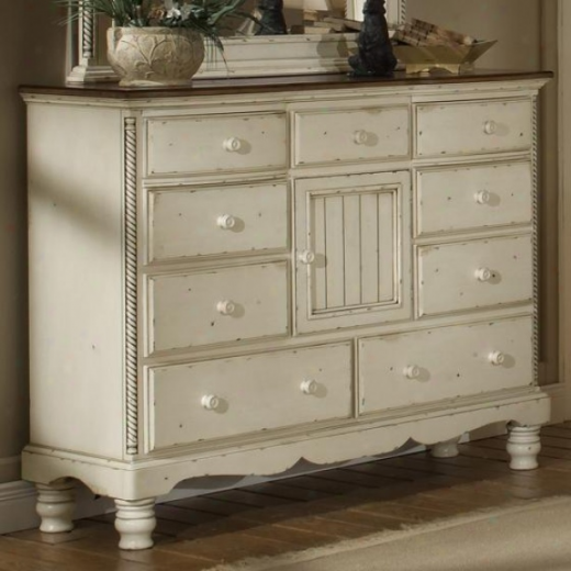 Breast of Drawers