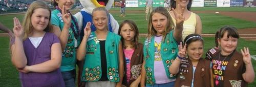 Gosh Dern Girl Scouts