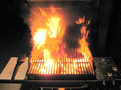Fire Up the Coals