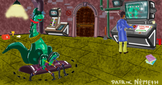 Dino the Last Dinosaur