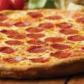 Pizza. Probably in Boston.