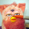 Hipster Furby